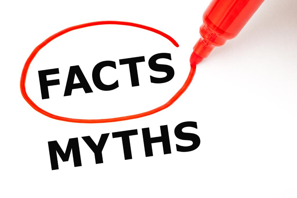 facts not laser eye surgery myths